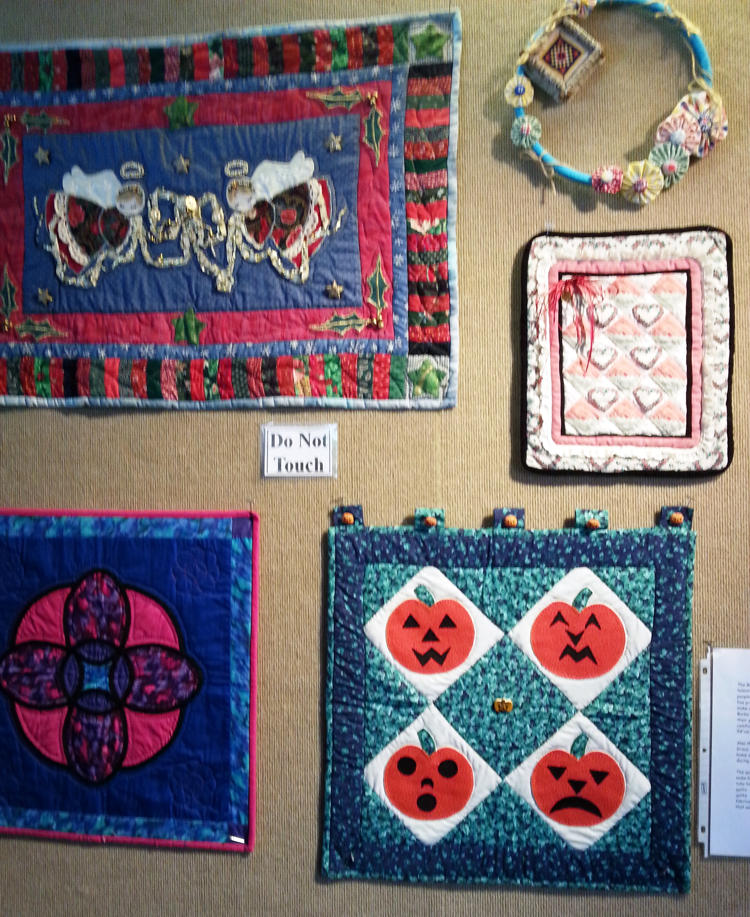 Some of the Charter Member's work